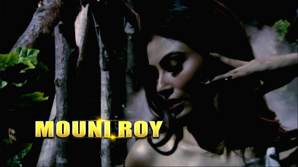 Mouni Roy in Bigg Boss 15, which I have released to the Desk. - Mouni Roy
