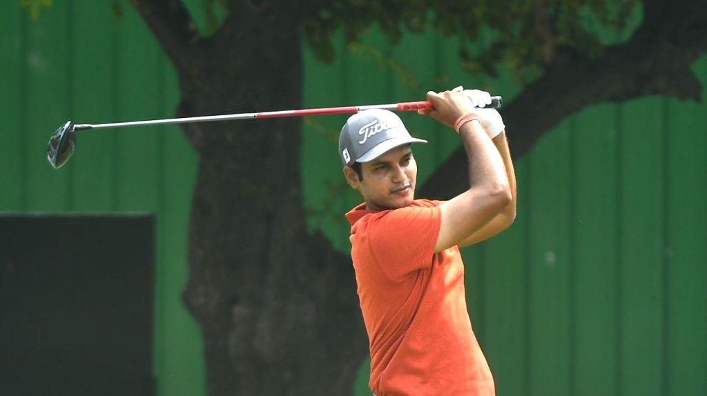 MP Cup golf: Manu Gandas, Chikkarangappa share lead(