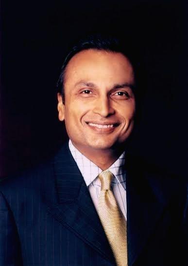 Mr Anil Ambani. - Ambani
