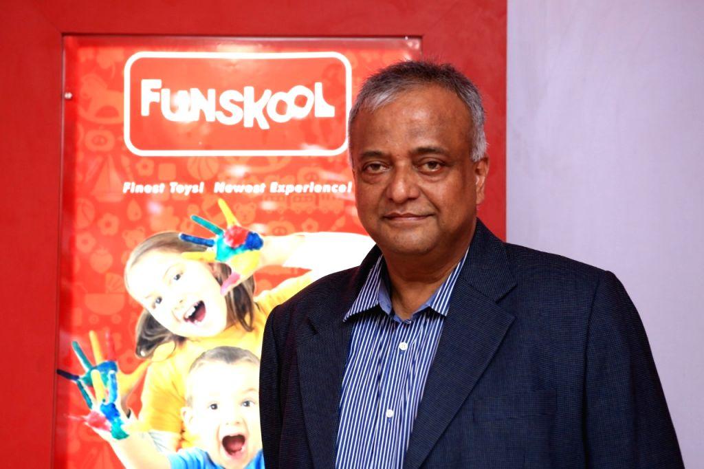 Mr. R. Jeswant, CEO, Funskool India PVT Ltd.