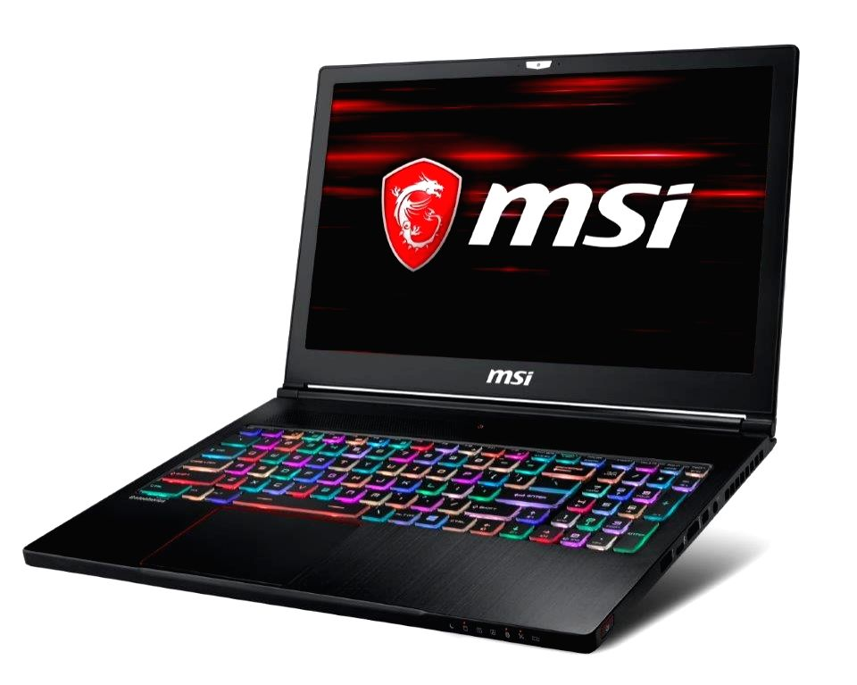 MSI GS63 Stealth.