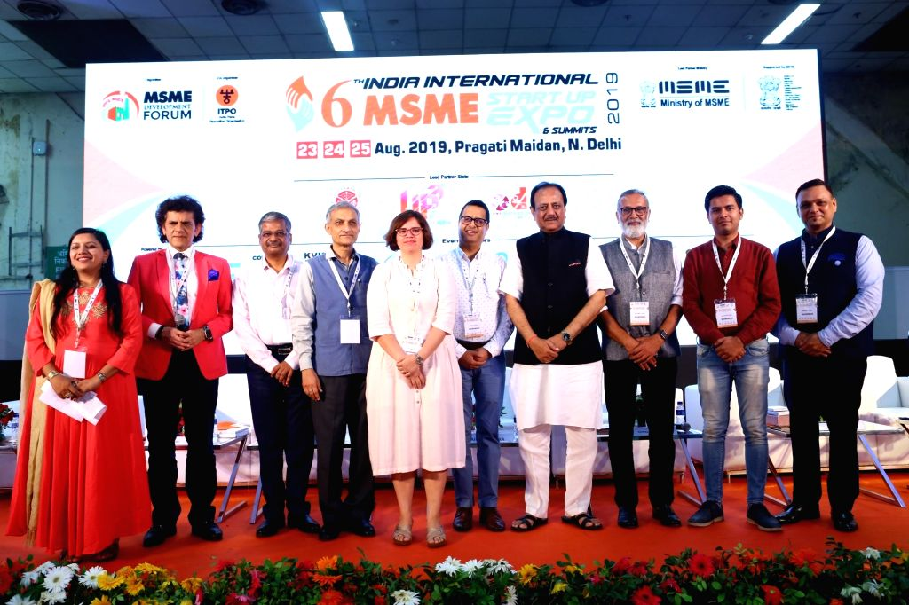 MSME Startup Expo and Summits.