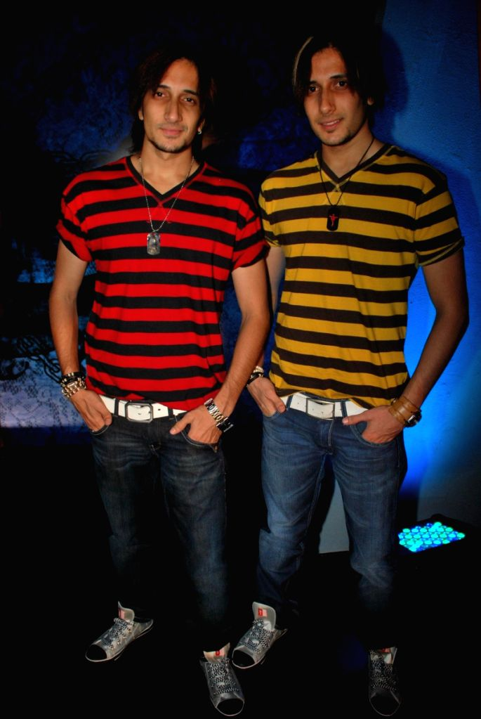 MTV launches India First Twin Game With MTV Roadies Twin Rajeev and Nauman.