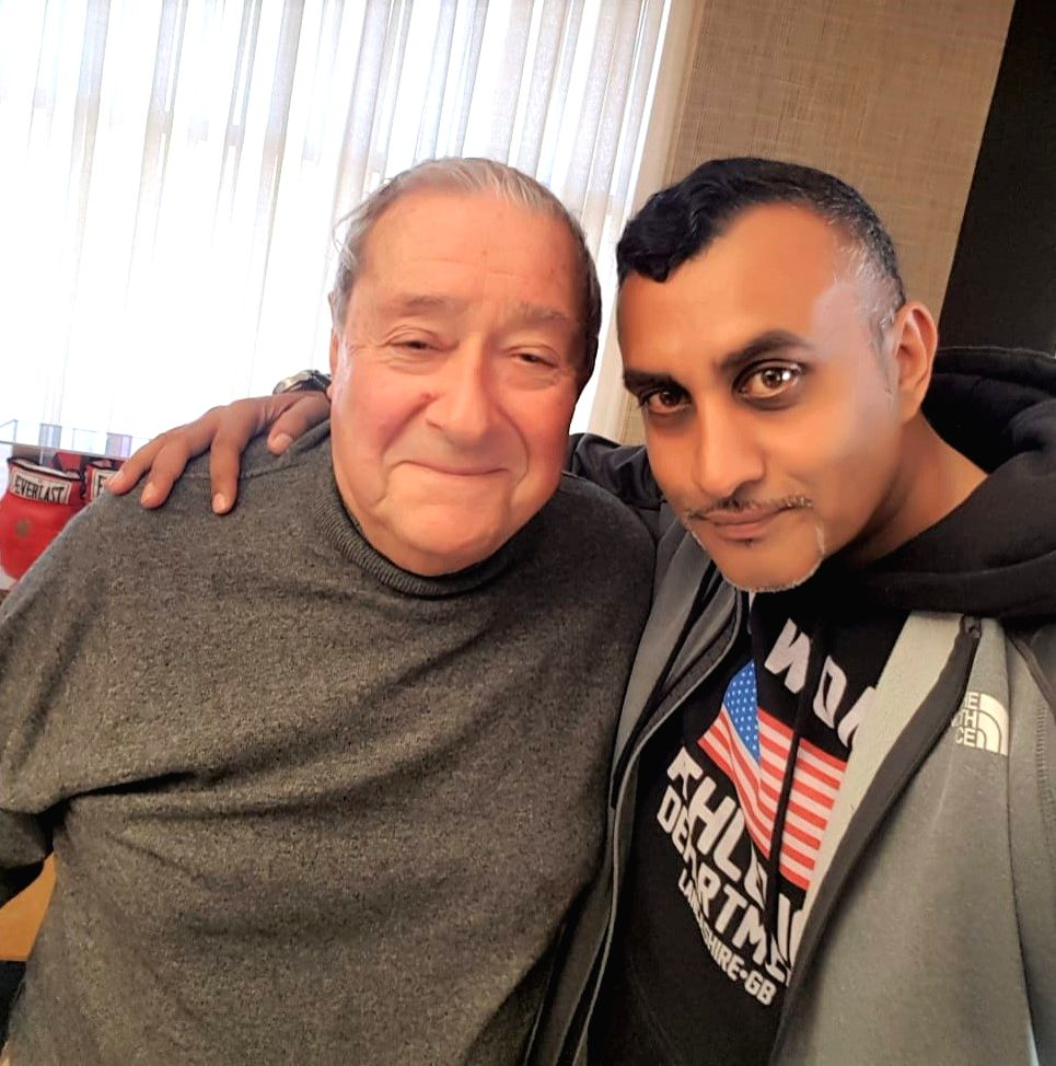 Muhammad Ali promoter Bob Arum stands in solidarity with India as country fight against Covid-19