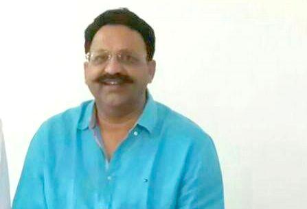 Mukhtar Ansari.