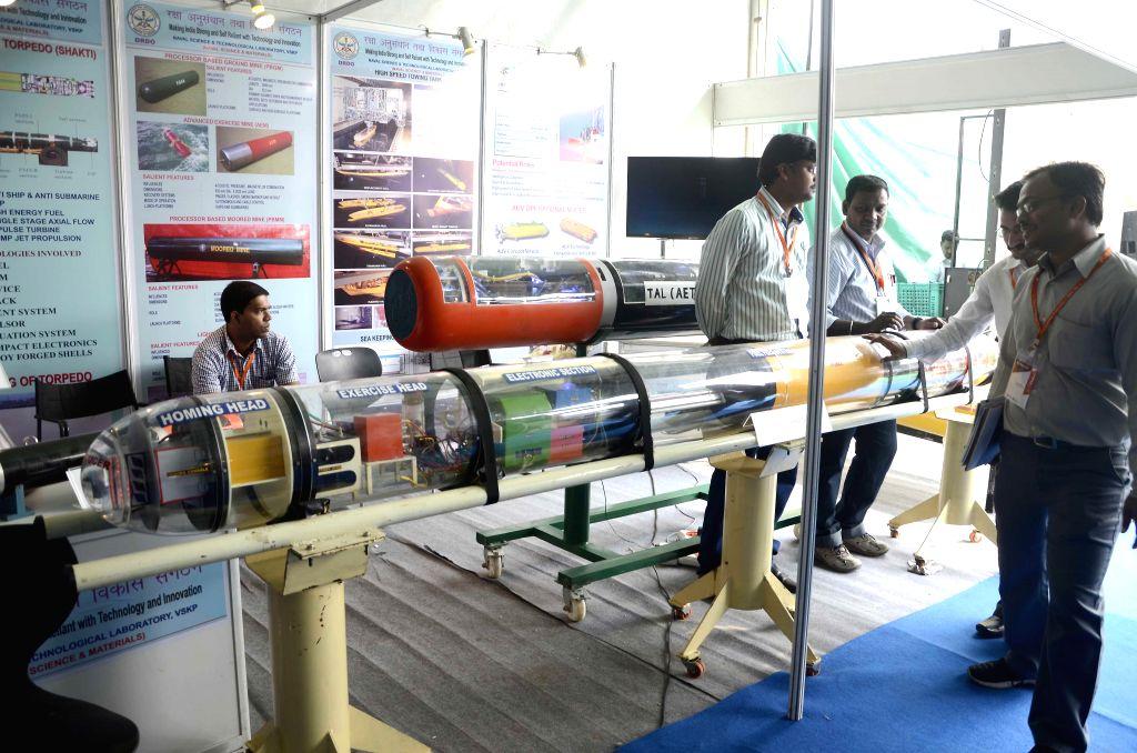 `102nd Indian Science Congress-2015` at MMRDA ground in Mumbai on Jan. 3, 2015.