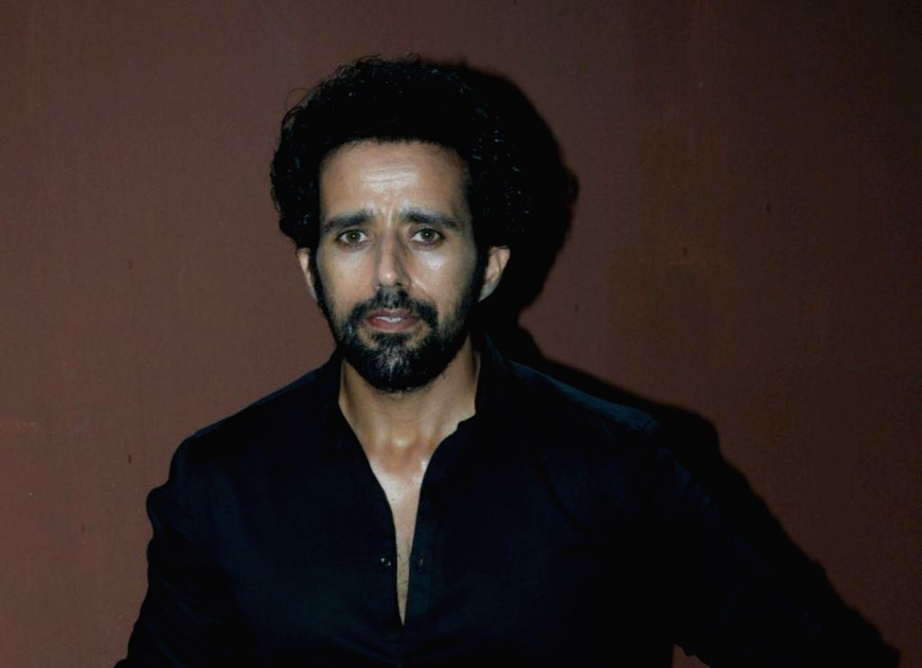 "Mumbai: Actor Anil Mange at the screening of his upcoming web series ""Booo: Sabki Phategi"", in Mumbai, on June 25, 2019. (Photo: IANS) - Anil Mange"