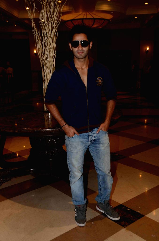 Actor Armaan Jain during the 16th IIFA Voting Weekend, in Mumbai on March 13, 2015. - Armaan Jain