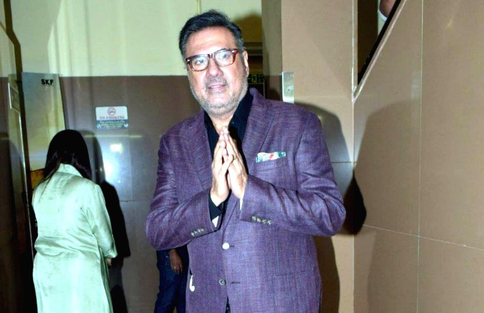 "Mumbai: Actor Boman Irani at the screening of the upcoming film ""Made in China"" in Mumbai on Oct 24, 2019. (Photo: IANS) - Boman Irani"