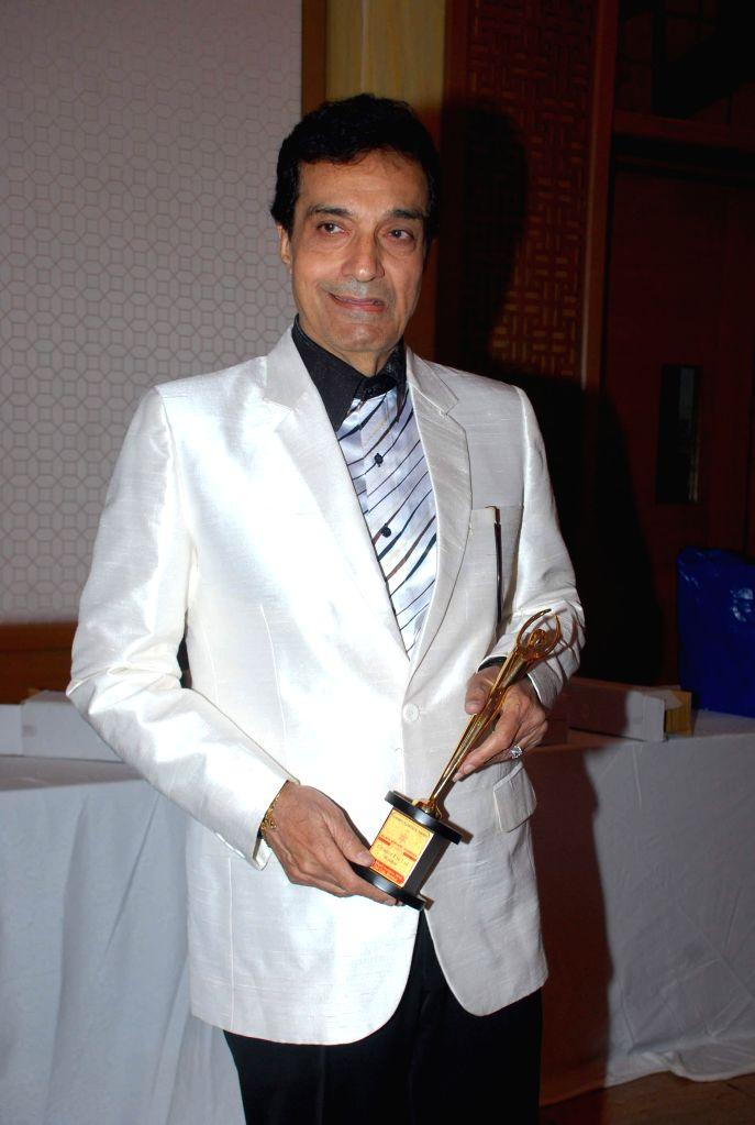 Actor Dheeraj Kumar during the All India Achievers Award in Mumbai, on Jan 9, 2015. - Dheeraj Kumar