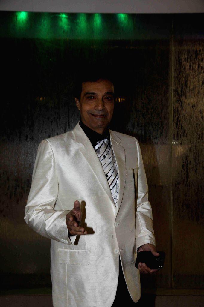 Actor  Dheeraj Kumar during the All India Achievers Award in Mumbai, on Jan. 09, 2015. - Dheeraj Kumar