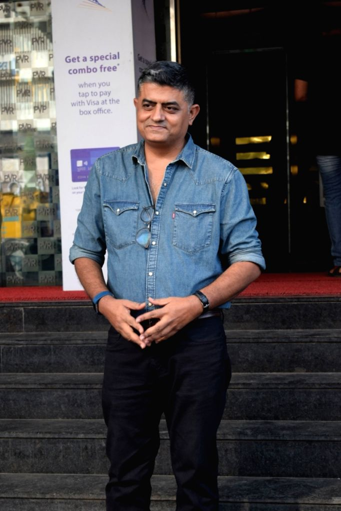 Mumbai: Actor Gajraj Rao seen outside a Mumbai cinema hall on Oct 19, 2018. (Photo: IANS) - Gajraj Rao