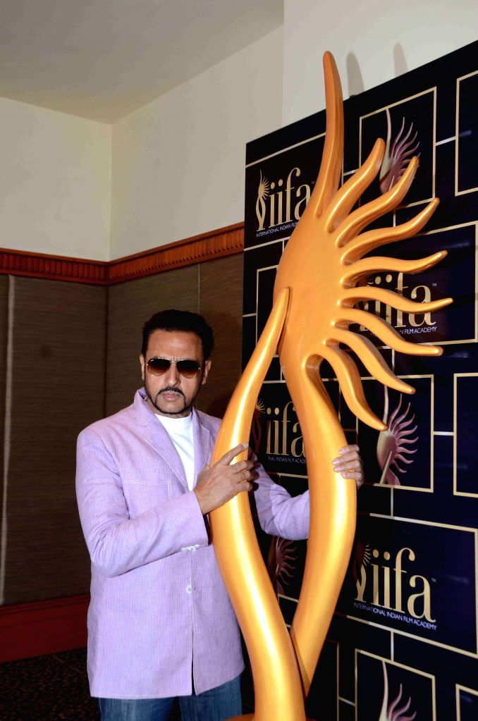 Actor Gulshan Grover during the 16th IIFA Voting Weekend, in Mumbai on March 13, 2015. - Gulshan Grover