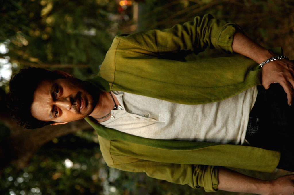 Actor Irfan Khan.