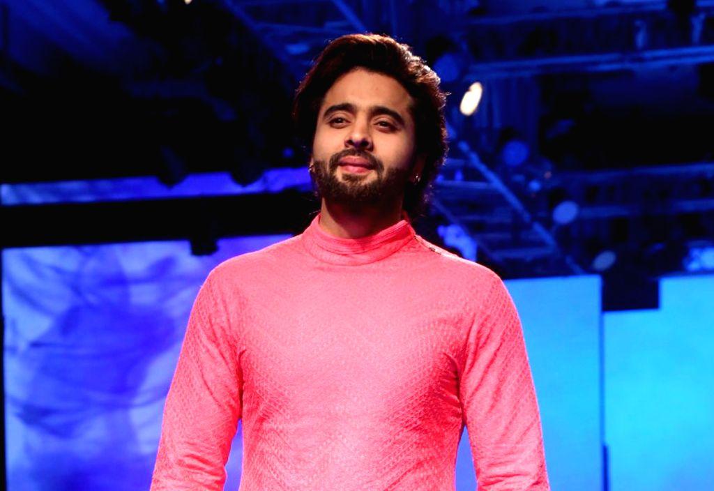 Mumbai: Actor Jackky Bhagnani at Lakmé Fashion Week winter/festive 2019 in Mumbai on Aug 21, 2019. (Photo: IANS) - Jackky Bhagnani