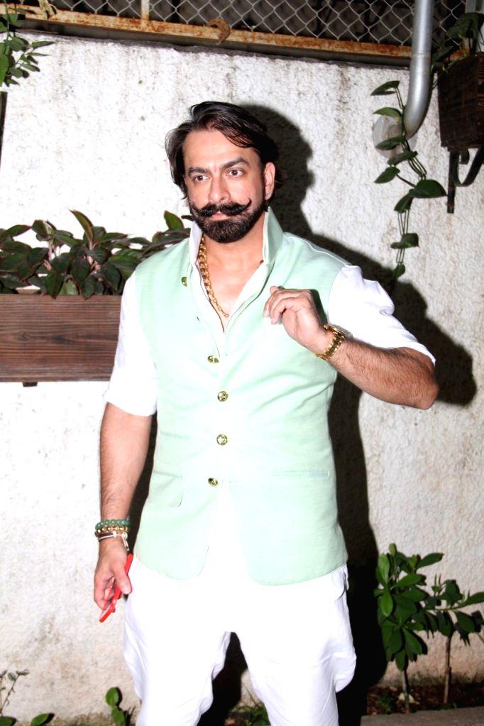 Actor Jas Arora during the special screening of film Ek Paheli Leela in Mumbai on April 9, 2015. - Jas Arora