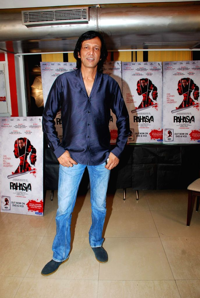 Actor Kay Kay Menon during the DVD launch of film Rahasya in Mumbai, April 3, 2015. - Kay Kay Menon