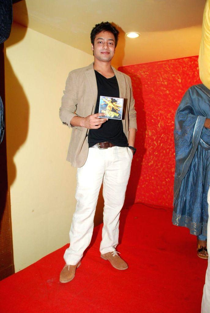 Actor  Nishant Singh during the music launch of film Round Figure  in Mumbai on Dec 26, 2014. - Nishant Singh