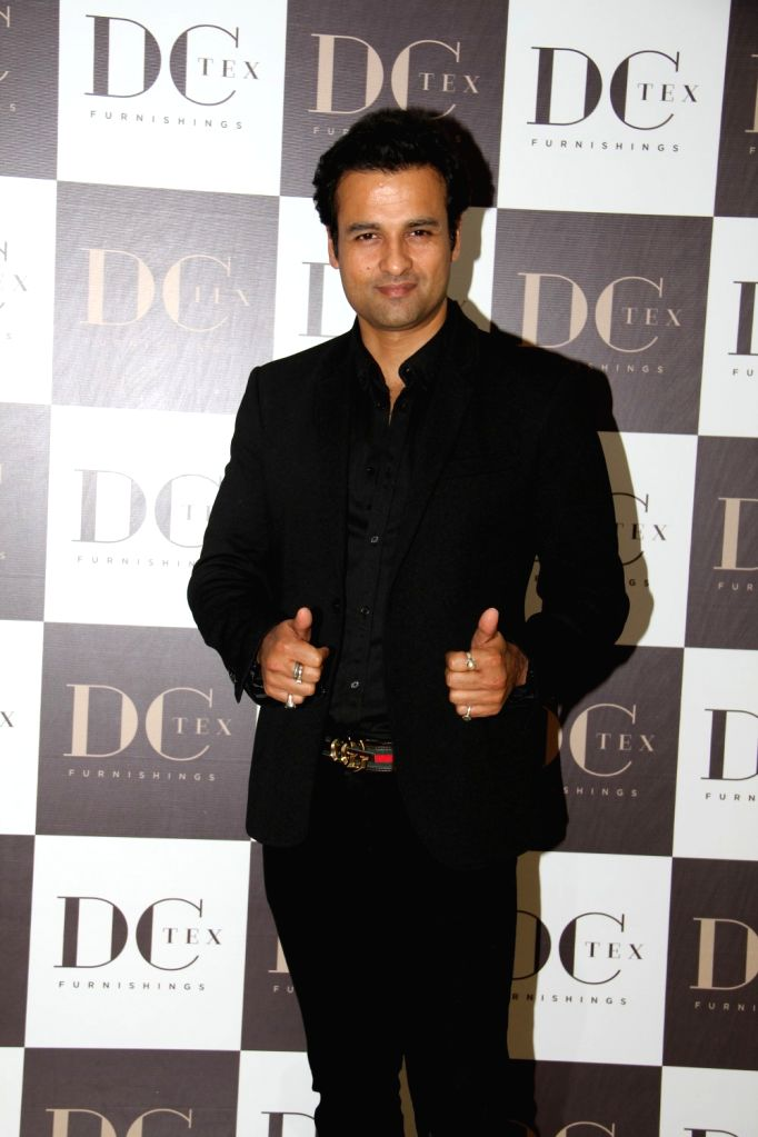 Actor Rohit Roy during launch of Luxury Comfort Mattress in Mumbai on April 21, 2015. - Rohit Roy
