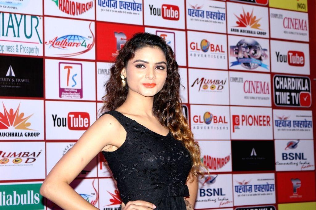 Mumbai: Actor Sejal Sharma during the 5th 'TIIFA' awards (The Indian Icon Film Awards) in Mumbai, on Oct 1, 2016. (Photo: IANS) - Sejal Sharma