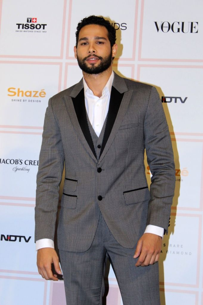Mumbai: Actor Siddhant Chaturvedi at 10th Vogue Beauty Awards in Mumbai on Sep 26, 2019. (Photo: IANS) - Siddhant Chaturvedi