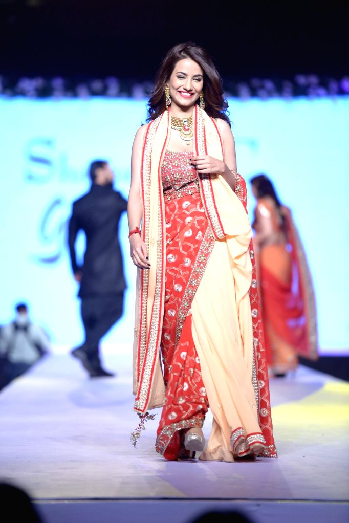 Actor Sonakshi Sinha during the 10th Annual Caring with Style fashion show in association with The Cancer Patients Aid Association to support children suffering from blood cancer in Mumbai, ... - Sonakshi Sinha