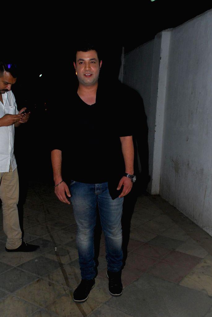 Actor Varun Sharma during the music launch of upcoming film Dolly Ki Doli in Mumbai, on jan. 09, 2015. - Varun Sharma