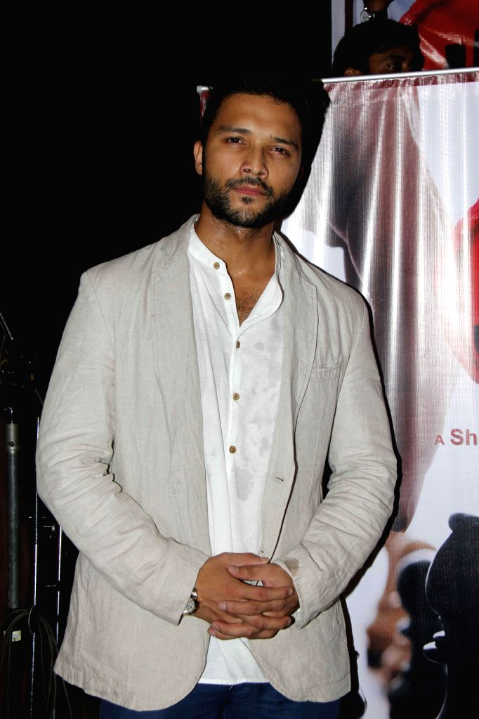 Actors Lalit Bisht during the muhurat and song recording of film JD in Mumbai, on 5th Jan 2015 - Lalit Bisht