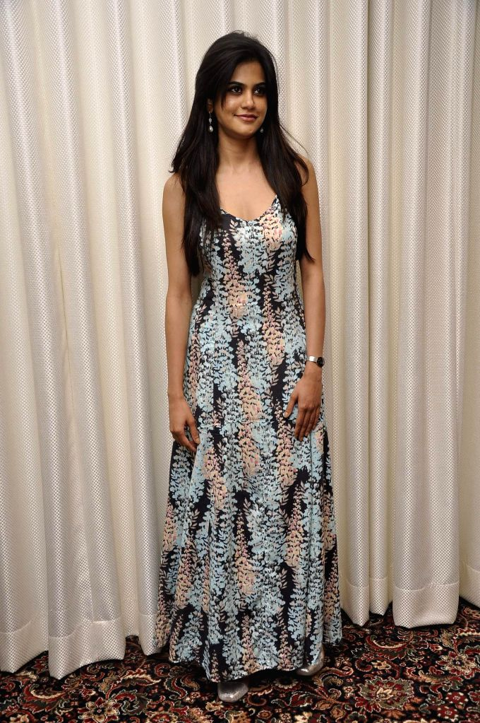 Actress Aaditi Pohankar during the launch of 'Pure Natural You' with Doy Care Aloe Vera Revitalizing Face Wash in Mumbai on March 5, 2015. - Aaditi Pohankar