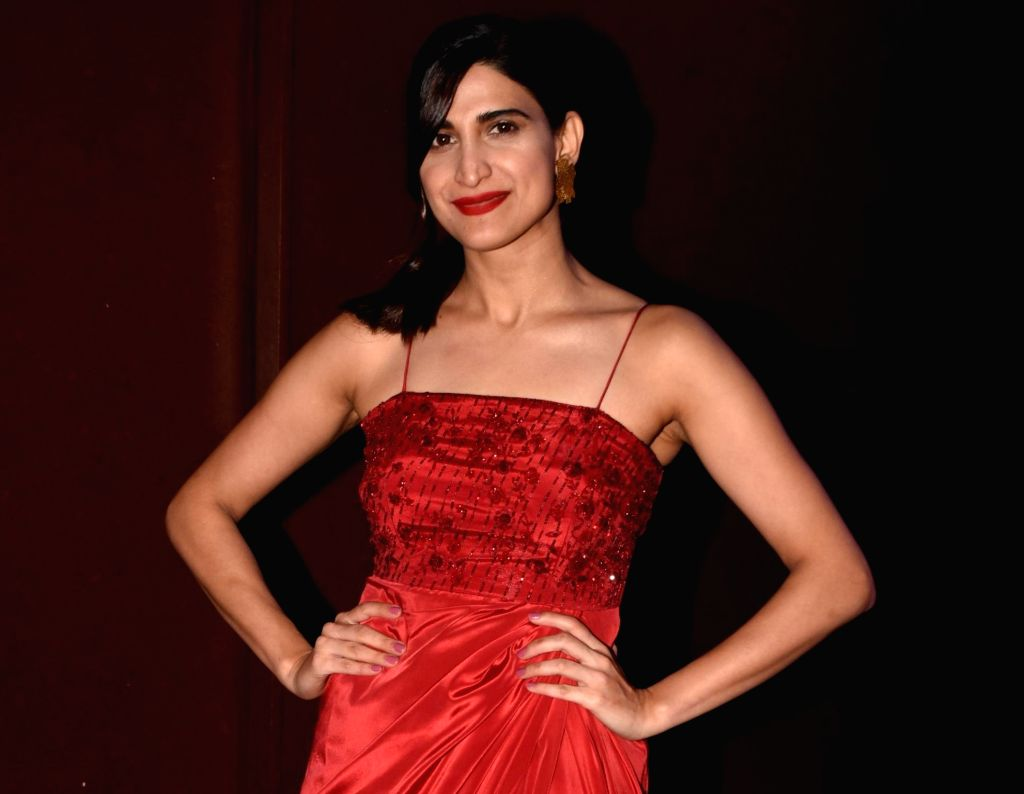 Mumbai: Actress Aahana Kumra at Savvy magazine bash in Mumbai, on Jan 28, 2019. (Photo: IANS) - Aahana Kumra