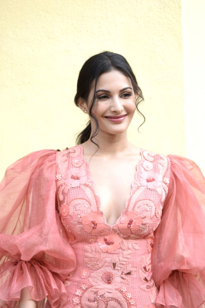 :Mumbai: Actress Amyra Dastur attend  MAMI film festival 2018, in Mumbai on Oct 27, 2018. (Photo: IANS).