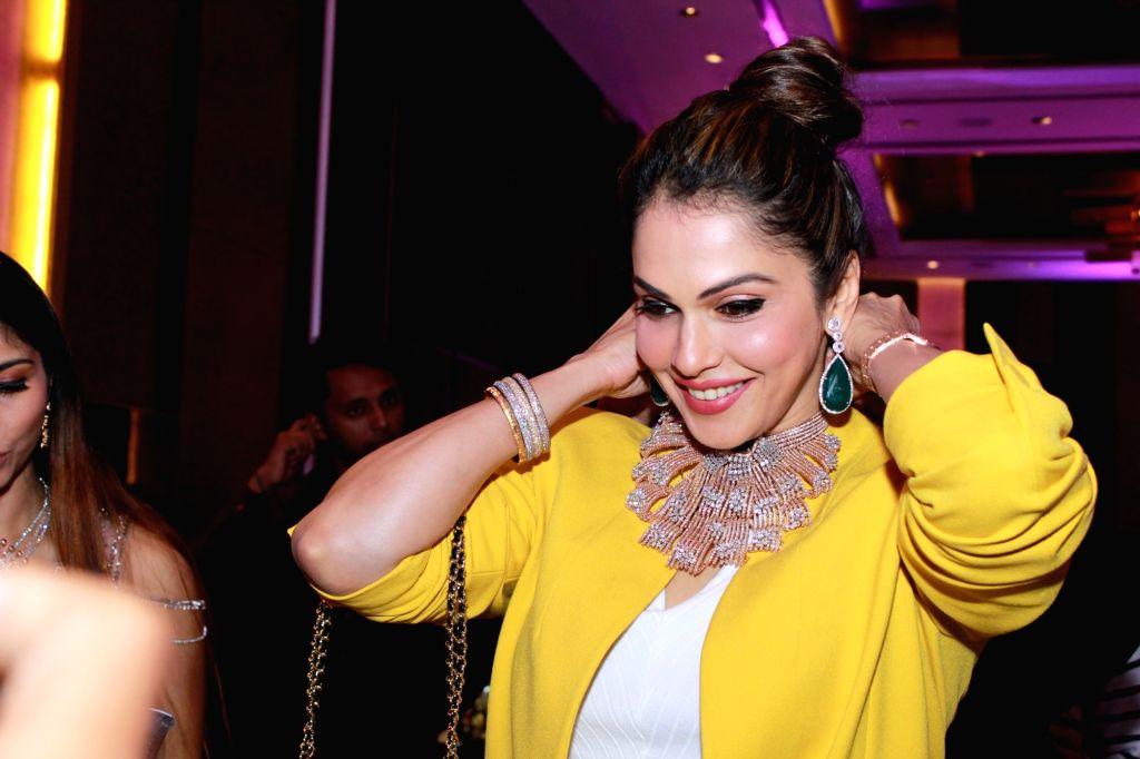 Mumbai: Actress Isha Koppikar at the 15th FURA Retail Jeweller India Awards 2019 in Mumbai, on July 29, 2019. (Photo: IANS) - Isha Koppikar