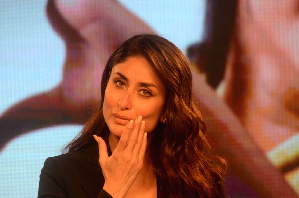 """Mumbai: Actress Kareena Kapoor Khan at the launch of the """"Swasth Immunised India"""" campaign in Mumbai, on Feb 21, 2019. (Photo: IANS) - Kareena Kapoor Khan"""