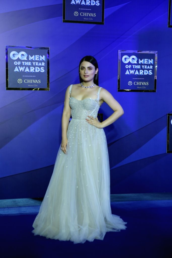 "Mumbai: Actress Radhika Madan at the ""GQ Men of the Year Awards 2019"" in Mumbai on Sep 28, 2019. (Photo: IANS) - Radhika Madan"