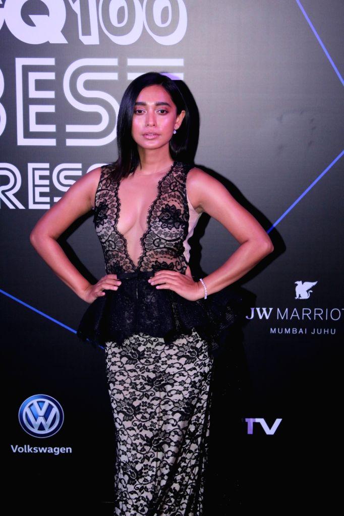 "Mumbai: Actress Sayani Gupta at ""GQ 100 Best Dressed Awards 2019"", in Mumbai, on June 1, 2019. (Photo: IANS) - Sayani Gupta"