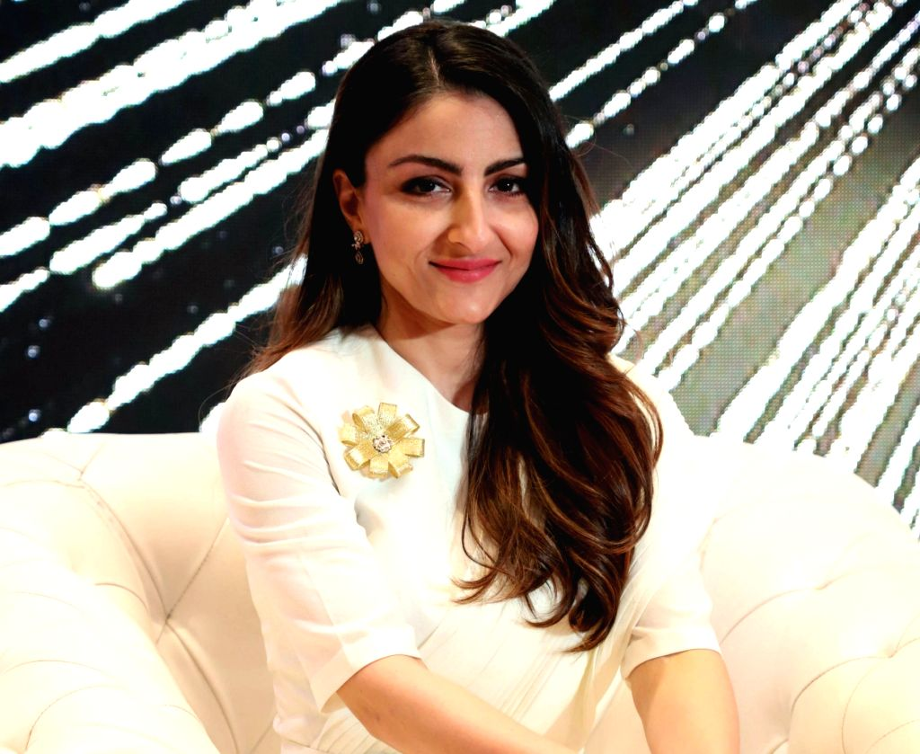 Mumbai: Actress Soha Ali Khan at 'Inspire Spiritual and Wellness' Awards in Mumbai, on April 27, 2019. (Photo: IANS) - Soha Ali Khan