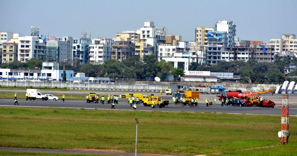 Mumbai airport. (File Photo: IANS)