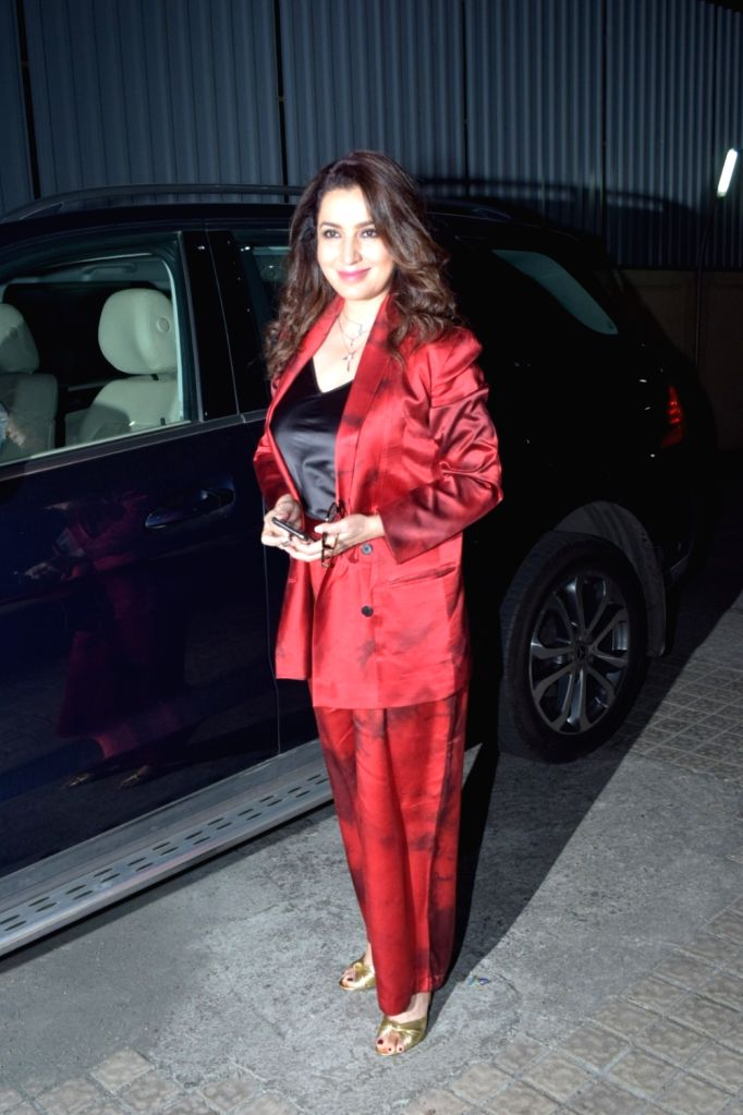 Mumbai, April 12 (IANS) As humans are locked-away at home due to the outbreak of coronavirus, animals have taken over. Actress Tisca Chopra shared a hilarious video on social media of monkeys enjoying in a swimming pool. (File Photo: IANS) - Tisca Chopra