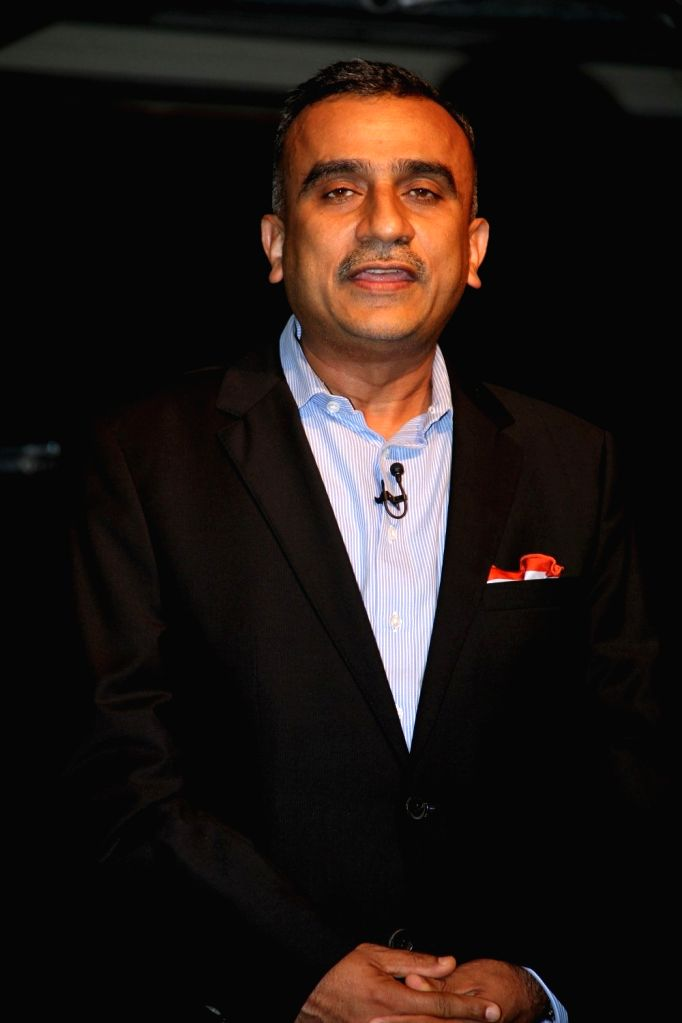 Mumbai, April 14 (IANS) Sudhanshu Vats, Group CEO and MD of Viacom18, has announced his resignation from the company.