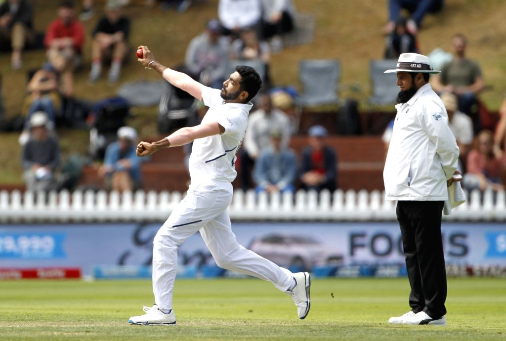 """Mumbai, April 26 (IANS) Ace India pacer Jasprit Bumrah on Sunday said common belief that he burst onto the scene from the Indian Premier League (IPL) is a """"myth"""", stressing on his domestic performances as being the key reason for his promotion to the - Surjeet Yadav"""