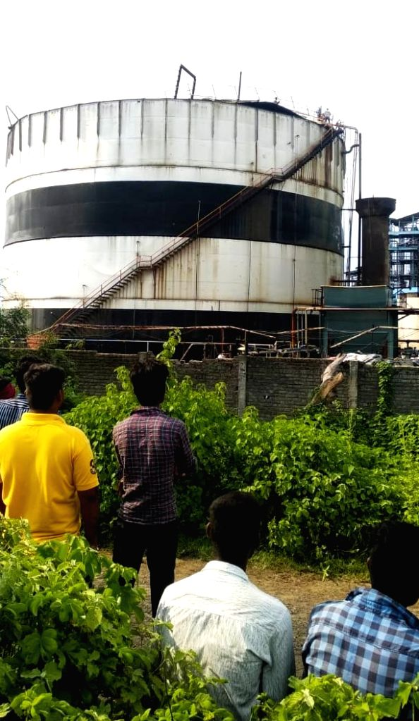 Mumbai: At least five persons were killed in a massive explosion in a boiler that ripped through the Manas Agro Industries & Sugar Ltd. plant at Bela here on Aug 1, 2020. According to an official of Nagpur Rural Police, around 2.14 pm, the blast rock - Nitin Gadkari