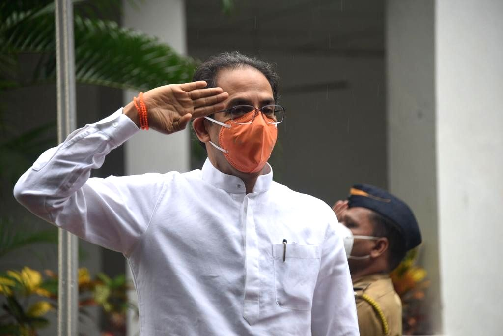 Mumbai, Aug 15 (IANS) Hoisting the national Tricolour at Mantralaya and other locations on Saturday, to mark the 74th Independence Day, Maharashtra Chief Minister Uddhav Thackeray said the country is now fighting another war for freedom from the coro - Uddhav Thackeray