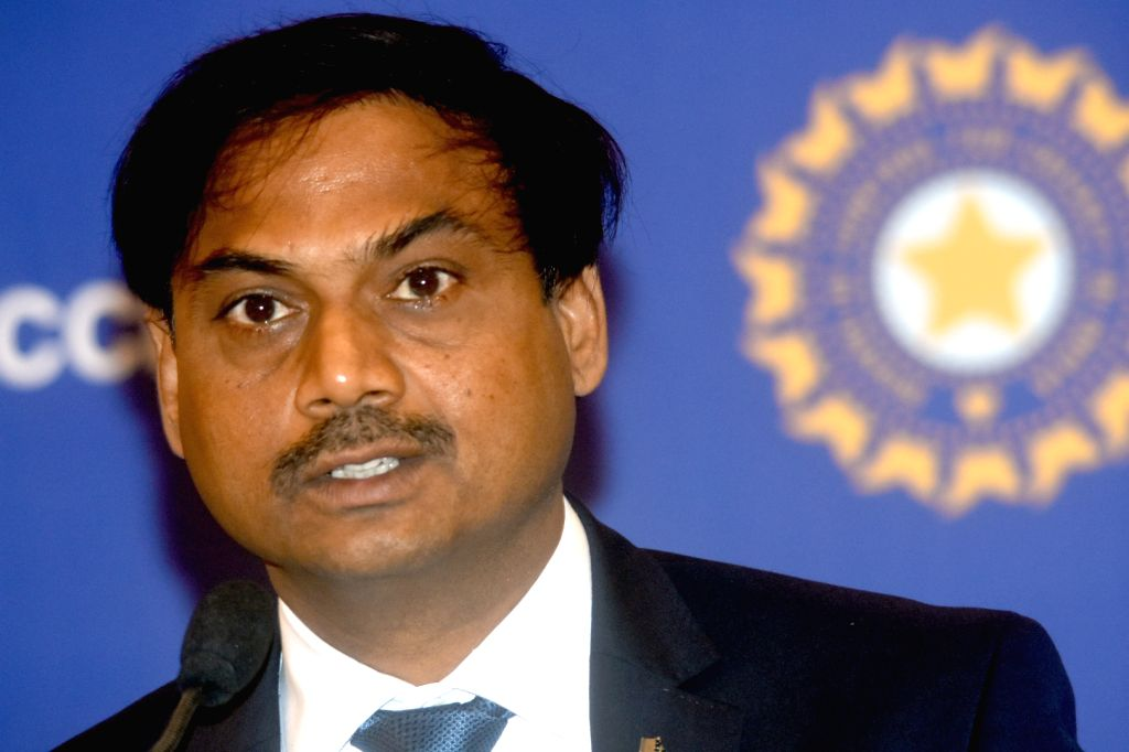 Mumbai: BCCI Selection Committee Chairman MSK Prasad addresses a press conference to announce the Indian squad for West Indies tour, at BCCI Head Office in Mumbai on July 21, 2019. (Photo: IANS)