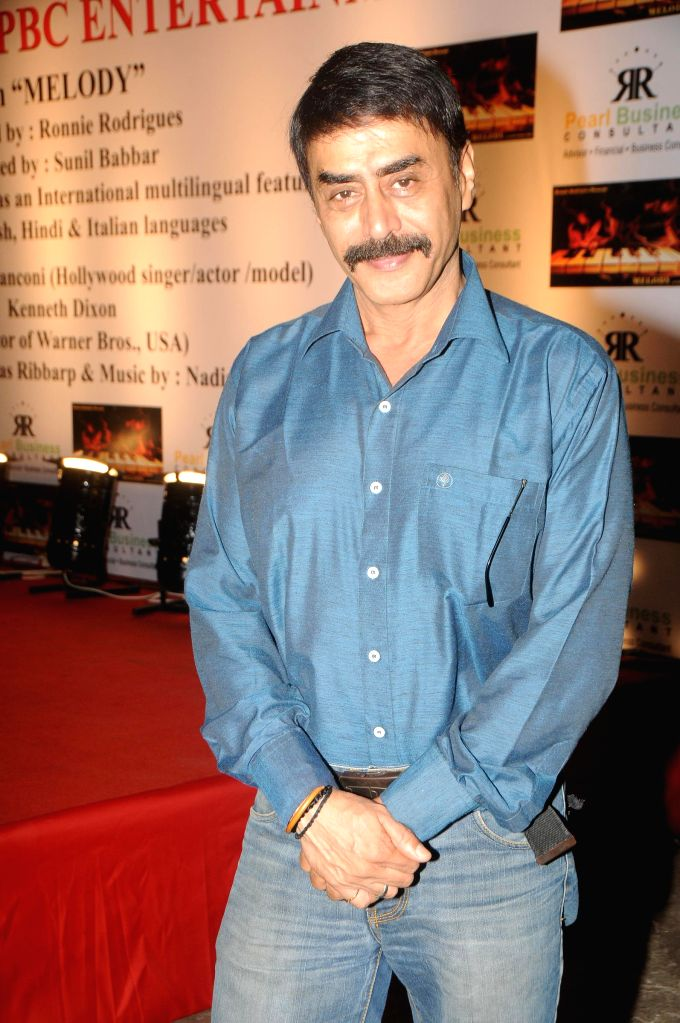 Celeb during the launch of film Melody in Mumbai, on November 20, 2014.