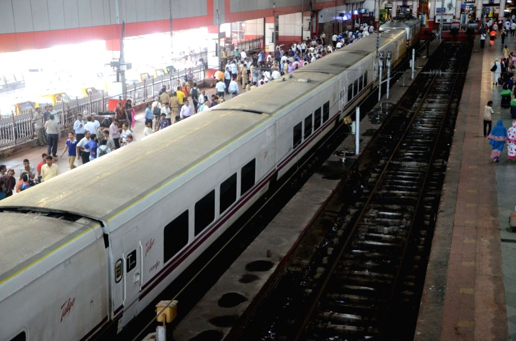 Mumbai Central is India's first 'Eat Right Station'. (Photo: IANS)