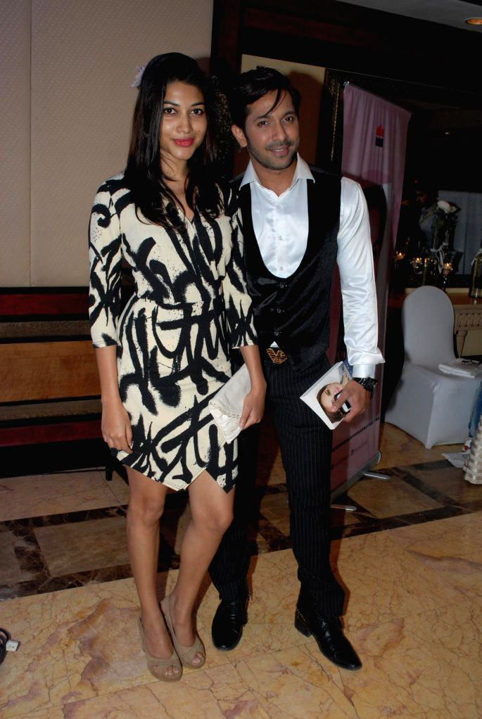 Choreographer Terence Lewis during the launch of Dr Jamuna Pai's book No One Has to Know, the ultimate skin care and Anti Ageing Guide in Mumbai, on Jan 27, 2015.
