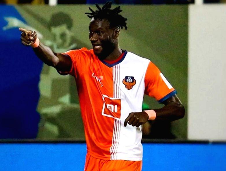 Mumbai City FC sign defender Mourtada Fall