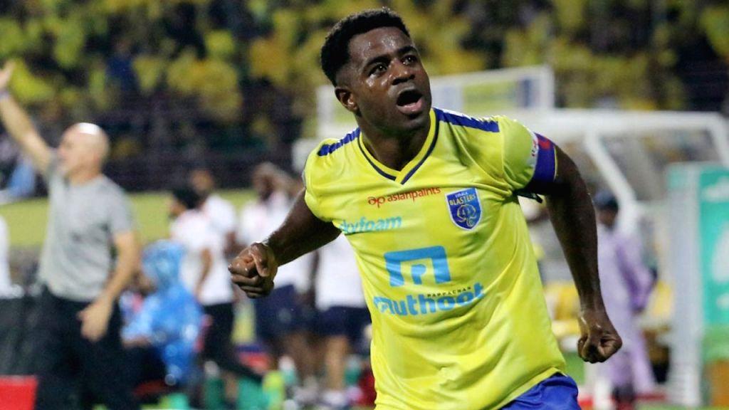 Mumbai City FC sign striker Bartholomew Ogbeche.