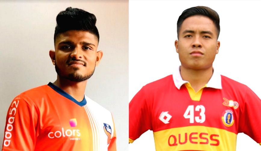 Mumbai City FC sign young duo of Ranawade & Rohlupuia.