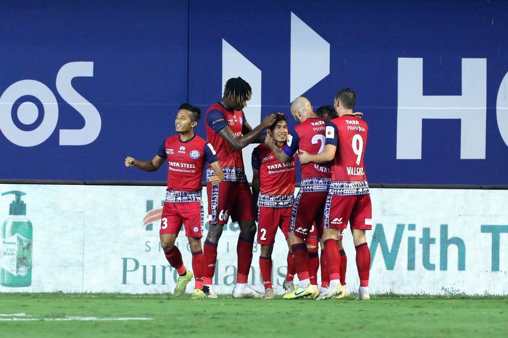 Mumbai City suffer setback as Jamshedpur claim stunning win ( Credit : ISL)